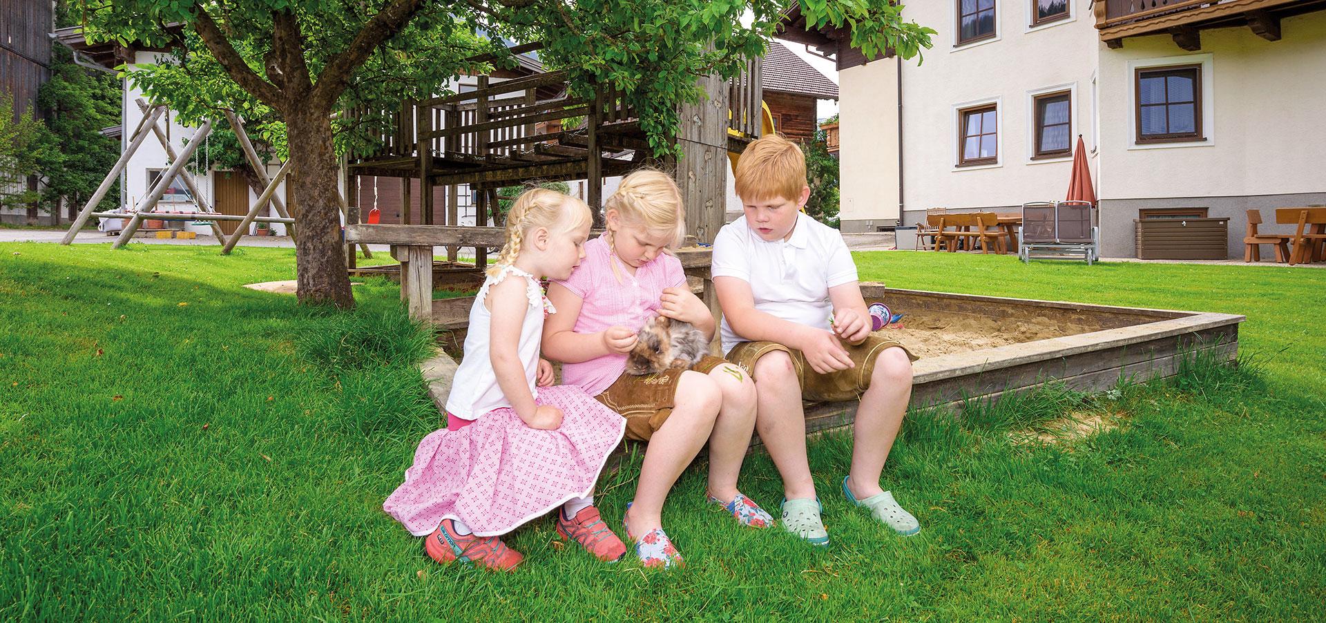 Bauernhofurlaub in Radstadt