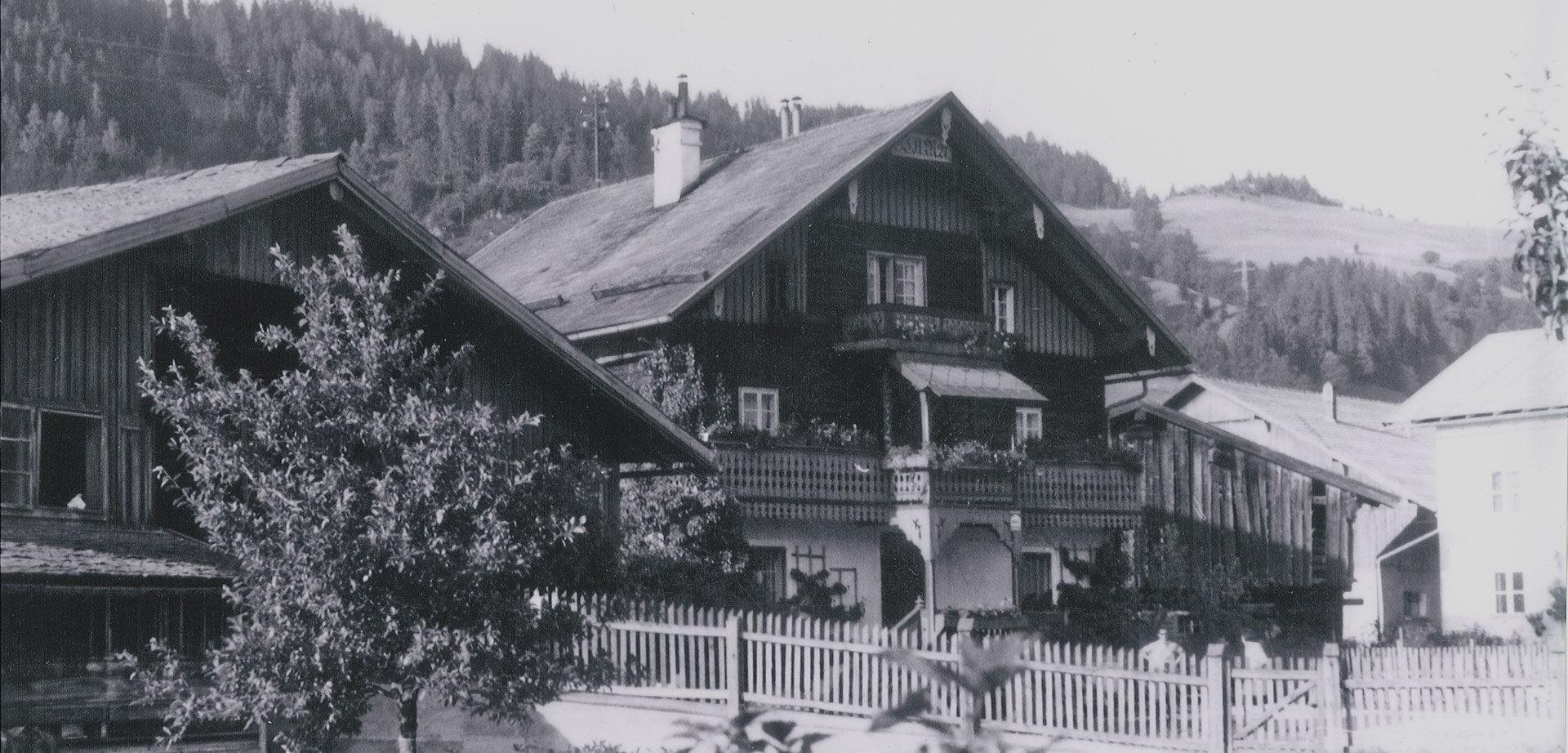 Chronicle - Schobergut in Radstadt
