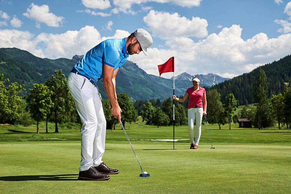 Golfen - Urlaub in Radstadt