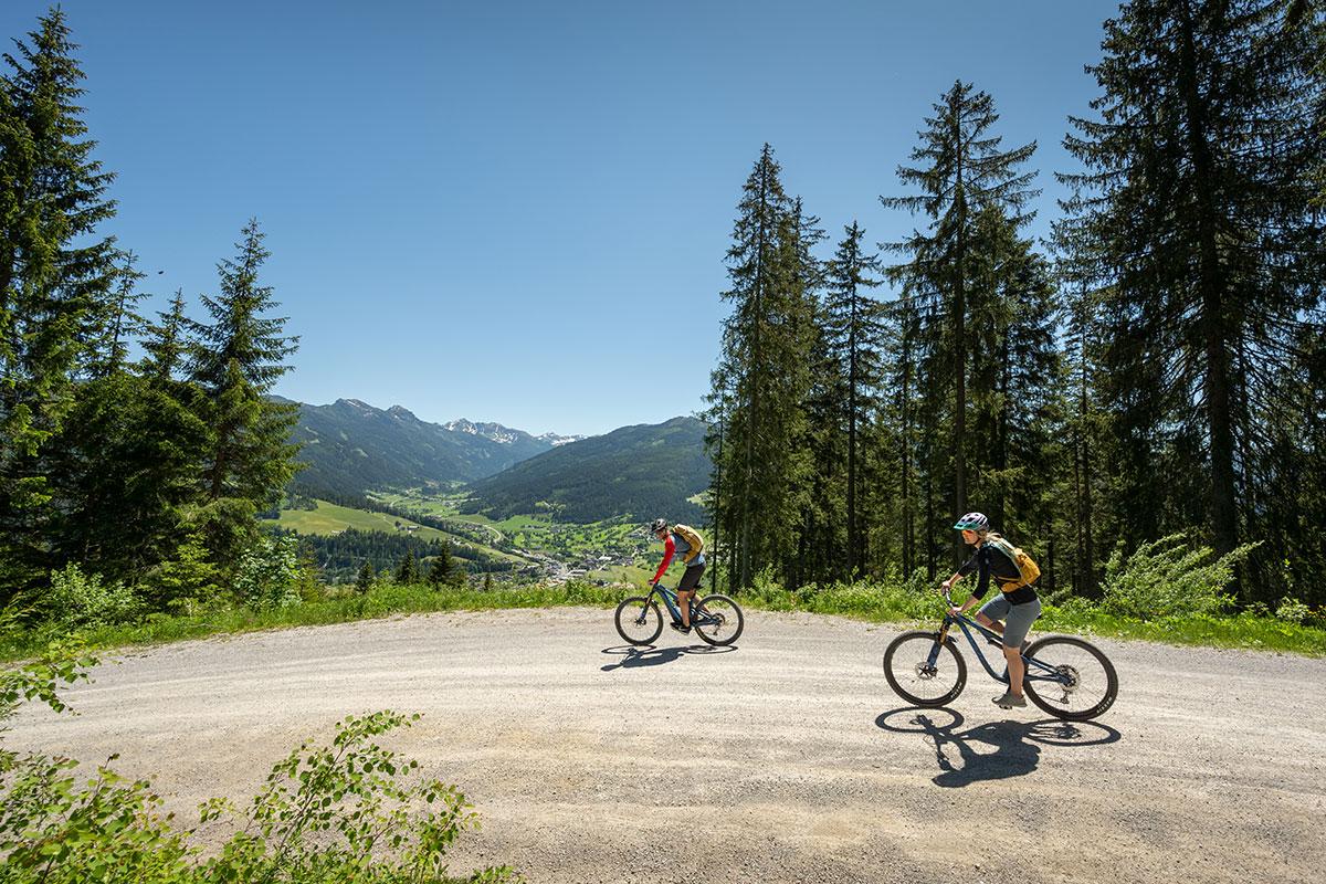 Mountainbiken - Urlaub in Radstadt