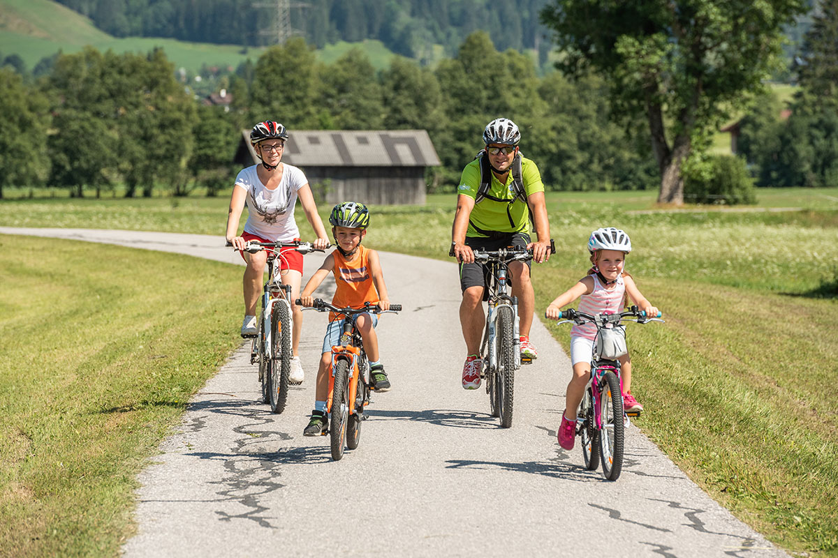Radfahren - Urlaub in Radstadt