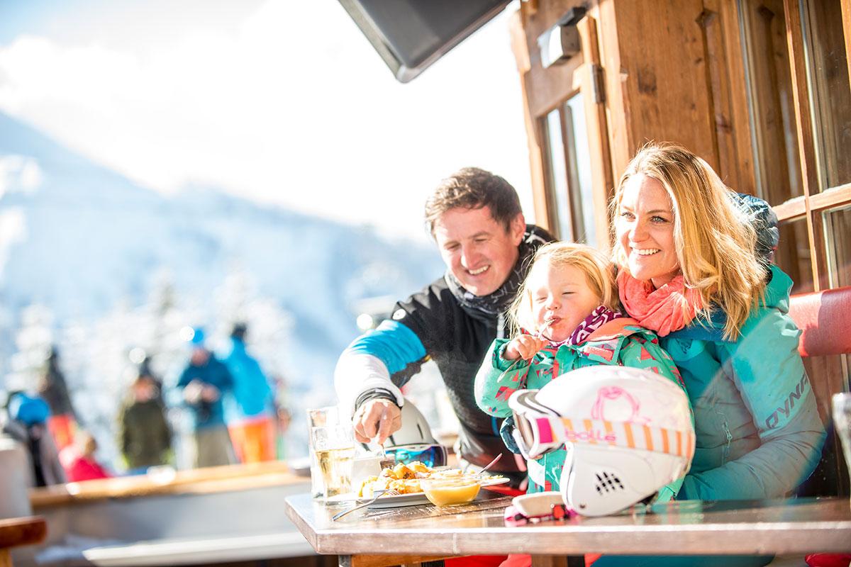 Skifahren - Winterurlaub in Radstadt