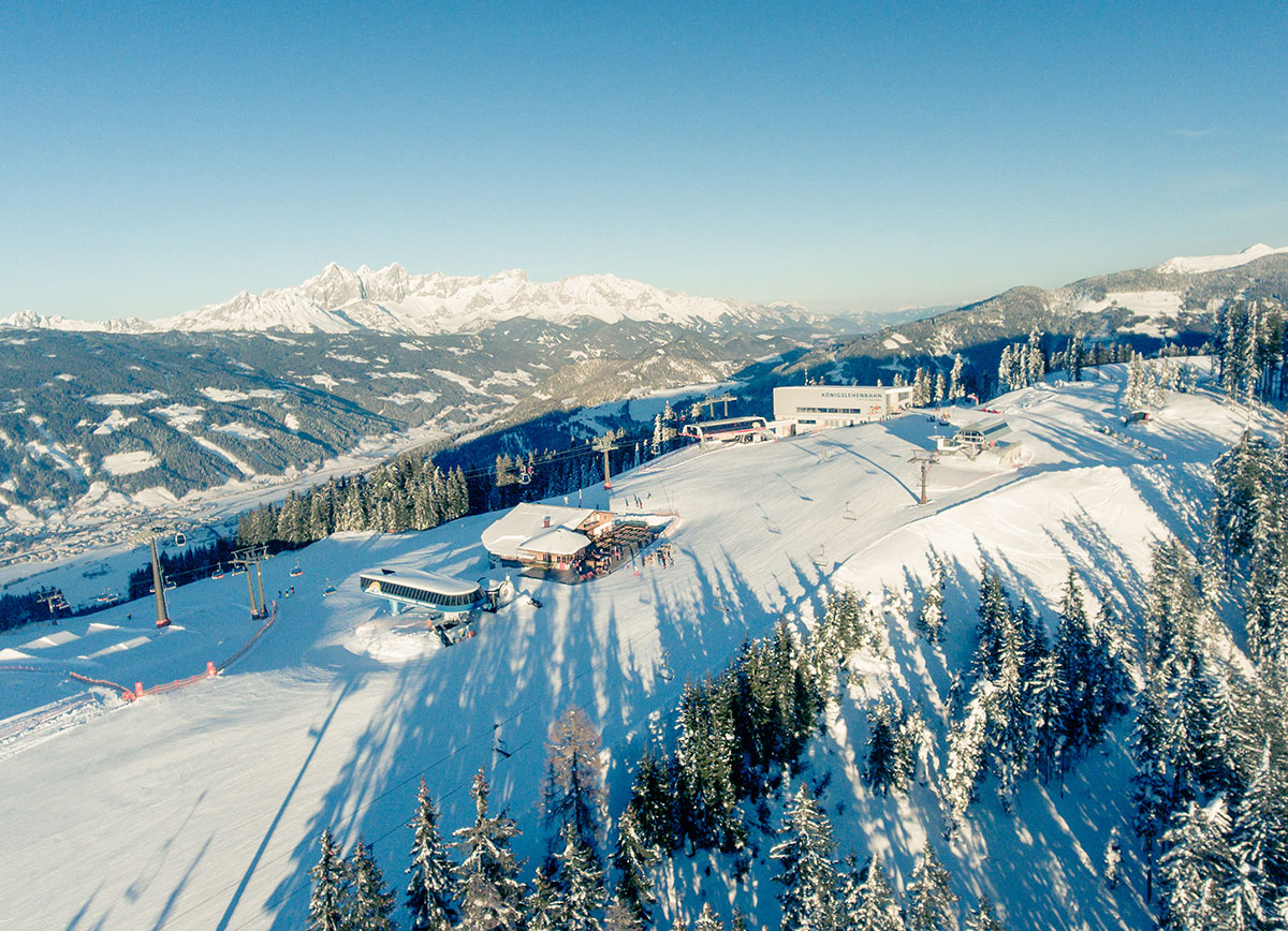 Skigebiet Radstadt - Winterurlaub in Radstadt