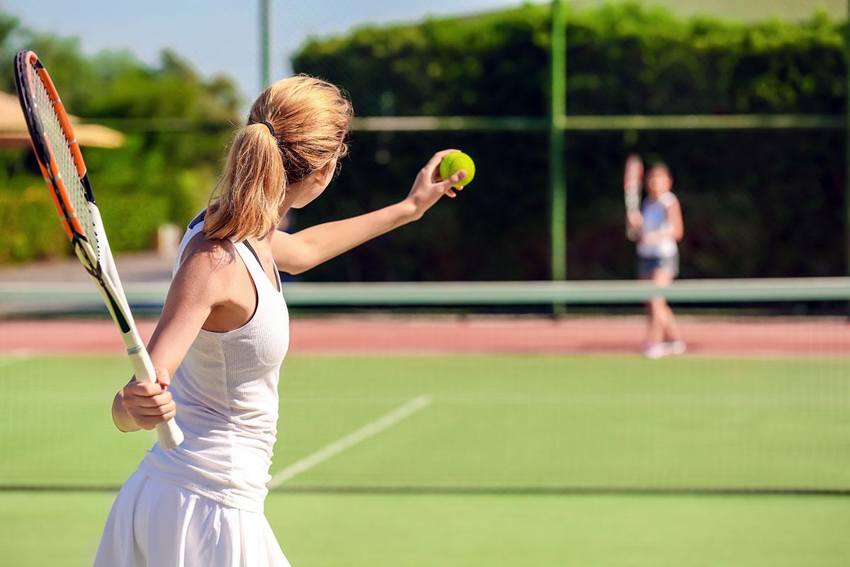 Tennis - Urlaub in Radstadt