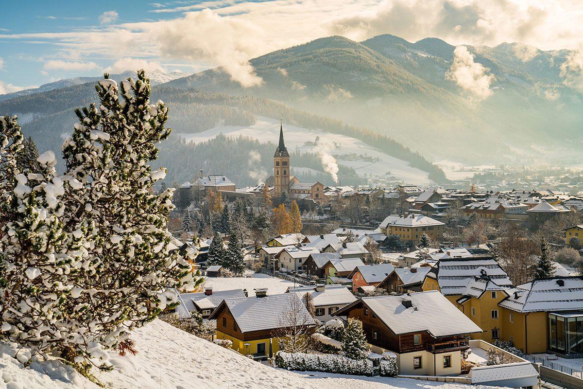 Winter- & Skiurlaub in Radstadt